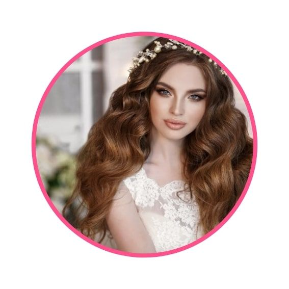 Hairstyles for the Wedding Day