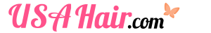USA HAIR LOGO